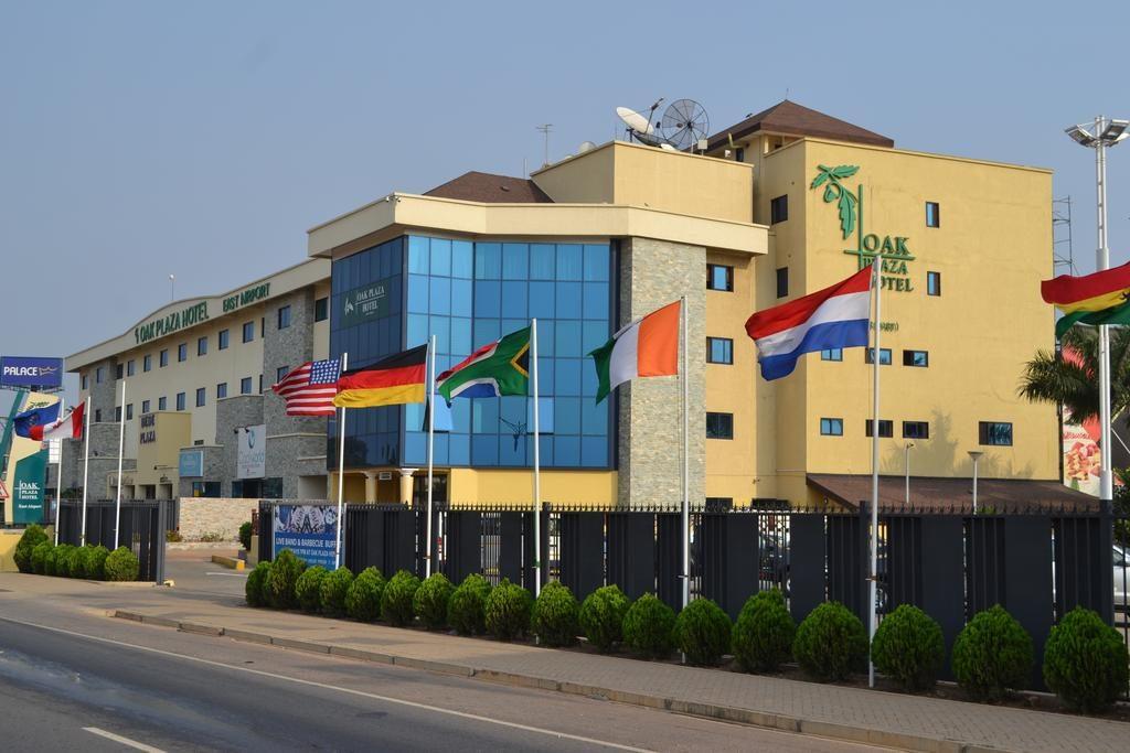 Oak Plaza Hotels East Airport