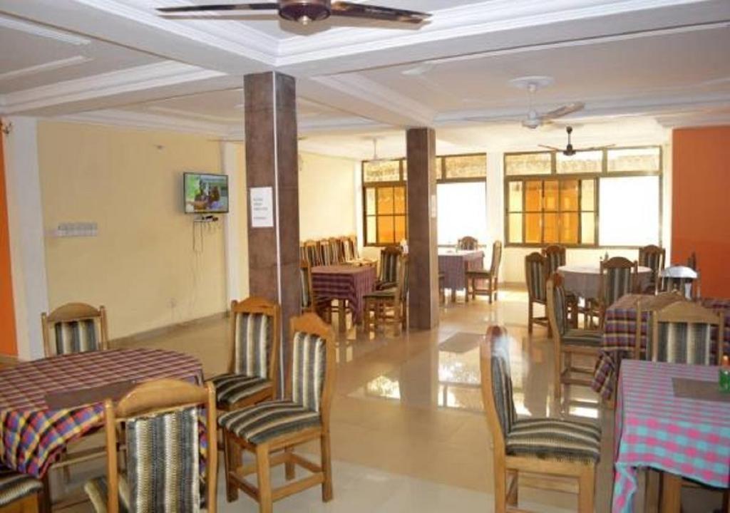 Nbangba Hotel